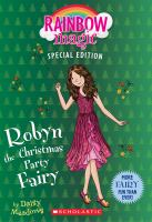 Cover image for Robyn the Christmas party fairy