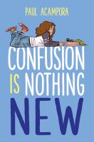 Cover image for Confusion is nothing new