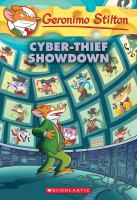 Cover image for Cyber-thief showdown