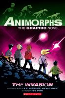 Cover image for Animorphs : the invasion