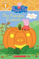Cover image for The pumpkin contest