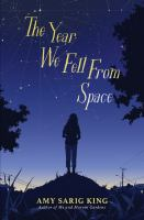 Cover image for The year we fell from space