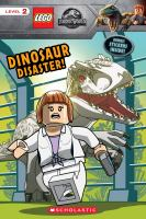 Cover image for Dinosaur disaster!