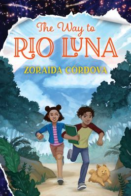 Cover image for The way to Rio Luna