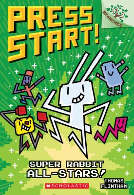 Cover image for Super Rabbit all-stars