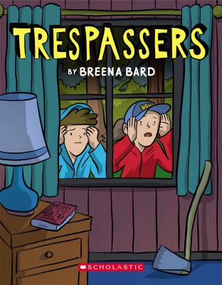 Cover image for Trespassers
