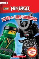 Cover image for Lloyd vs. Lord Garmadon