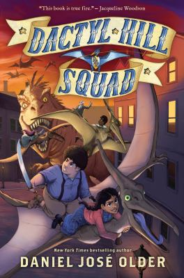 Cover image for Dactyl Hill Squad