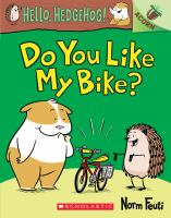 Cover image for Do you like my bike?
