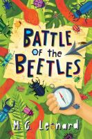 Cover image for Battle of the beetles