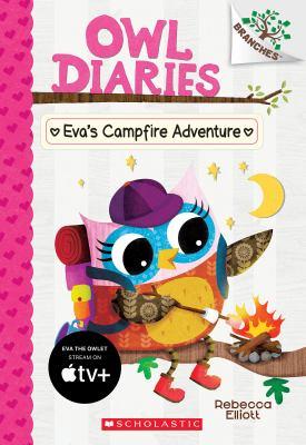 Cover image for Eva's campfire adventure