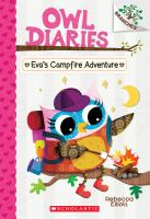 Cover image for Eva's campfire adventure