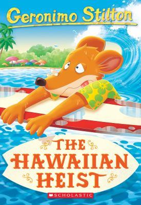 Cover image for The Hawaiian heist
