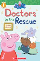 Cover image for Doctors to the rescue