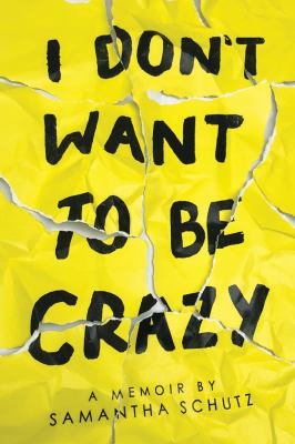 Cover image for I don't want to be crazy
