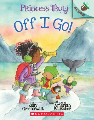 Cover image for Off I go!