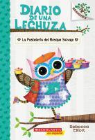 Cover image for La Pastelería del bosque salvaje