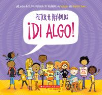 Cover image for ¡Di algo!