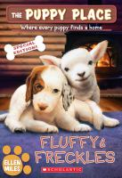 Cover image for Fluffy & Freckles