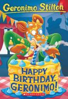 Cover image for Happy birthday, Geronimo!