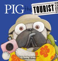 Cover image for Pig the tourist