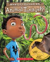 Cover image for What if you had an animal tongue!?