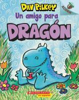 Cover image for Un amigo para Drag©đn