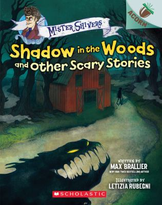 Cover image for Shadow in the Woods and Other Scary Stories