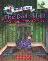 Cover image for The doll in the hall and other scary stories