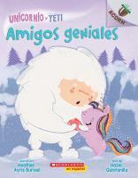 Cover image for Amigos geniales