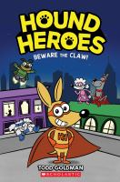 Cover image for Beware the Claw!
