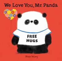 Cover image for We love you, Mr. Panda