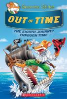 Cover image for Out of time : the eighth journey through time