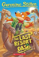 Cover image for The last resort oasis