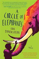 Cover image for A circle of elephants