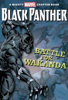 Cover image for Battle for Wakanda