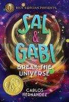 Cover image for Sal & Gabi break the universe