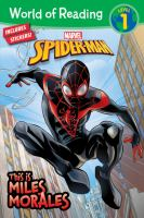 Cover image for This is Miles Morales