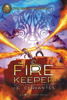 Cover image for The fire keeper