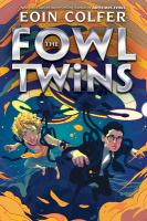 Cover image for The Fowl twins