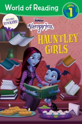 Cover image for Hauntley girls