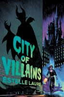 Cover image for City of villains
