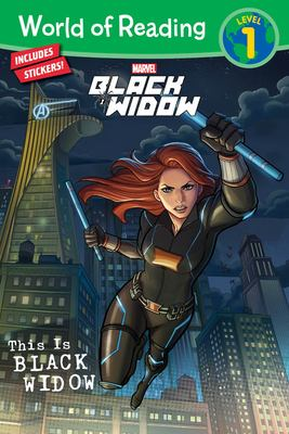 Cover image for This is Black Widow