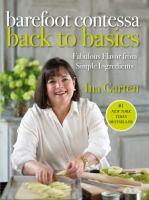 Cover image for Barefoot Contessa back to basics : fabulous flavor from simple ingredients