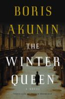 Cover image for The winter queen : a novel
