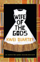 Cover image for Wife of the gods