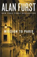 Cover image for Mission to Paris : a novel