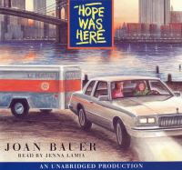 Cover image for Hope was here