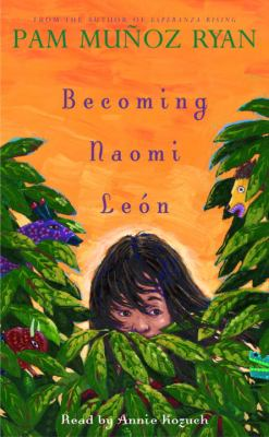 Cover image for Becoming Naomi León