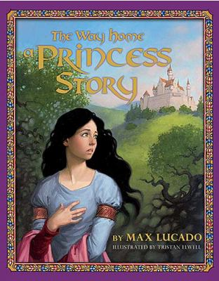Cover image for The way home : a princess story